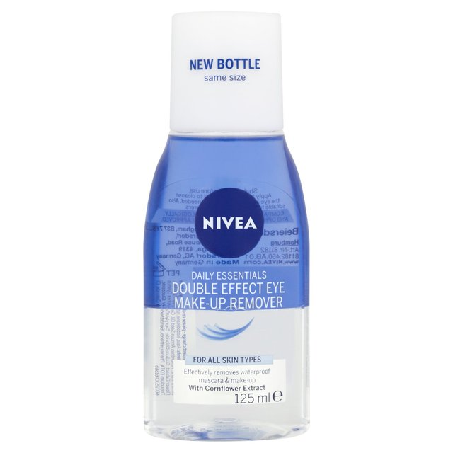 NIVEA Eye Make-Up Remover Double Effect