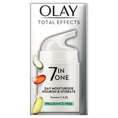 Olay Total Effects 7in1 Fragrance Free Anti-Ageing Moisturiser