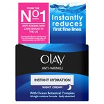 Olay Anti Wrinkle Aqua Physic Night Cream Moisturiser