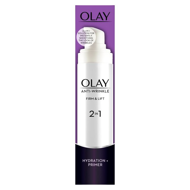 Olay Anti Wrinkle Firm & Lift 2 In 1 Primer