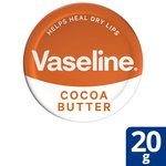 Vaseline Lip Therapy Cocoa Butter Tin