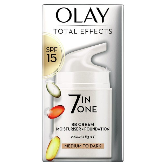 Olay Total Effects 7in1 BB Moisturiser Medium