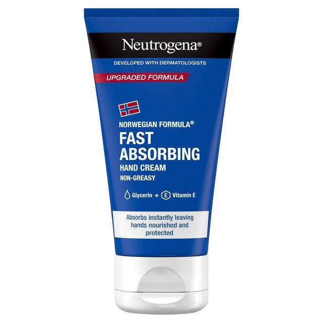 Neutrogena Fast Absorbing Hand Cream