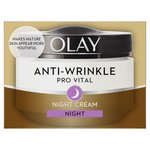 Olay Anti Wrinkle Pro Vital Night Cream Moisturiser