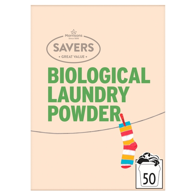 Morrisons Savers Laundry Powder