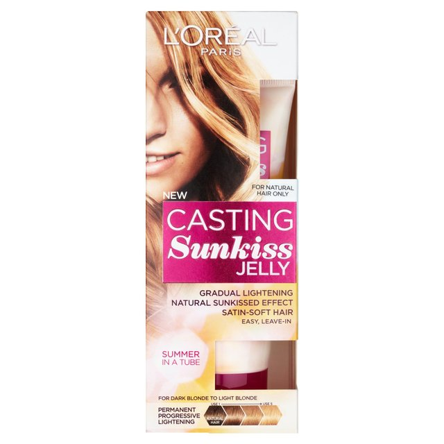 Morrisons Casting Creme Gloss Sunkiss Jelly 02 Product Information