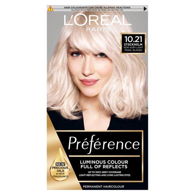 Morrisons Preference Stockholm 10 21 Vl Blonde Product