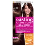 Casting Creme Gloss Dark Brown 400