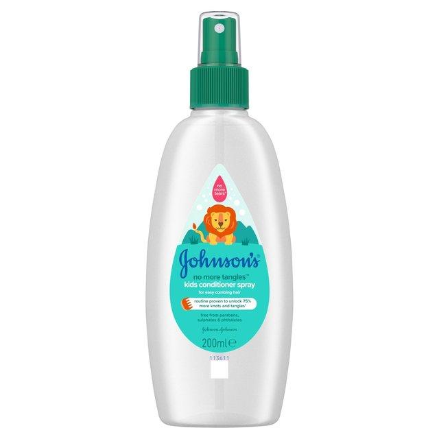 Johnsons Kids No More Tangles Spray