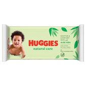 Huggies Natural Care Baby Wipe Single