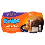 Cadbury Fudge Sponge Pudding