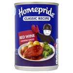 Homepride Red Wine Cooking Sauce