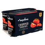 Napolina Chopped Tomatoes (6x440g)