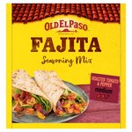Old El Paso Roasted Tomato & Pepper Fajita Seasoning Mix 30g