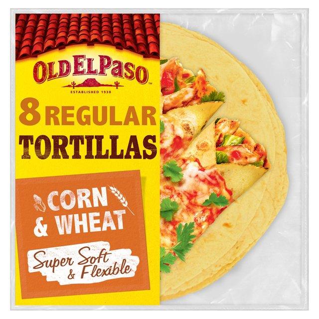 Old El Paso Corn Tortillas
