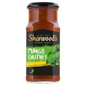 Sharwood's Green Label Mango Chutney