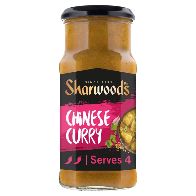 Morrisons Sharwoods Chinese Curry Sauce 425gproduct