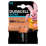 Duracell Ultra Power 9V Alkaline Battery