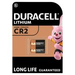 Duracell Specialty CR2 Ultra Lithium Photo Battery