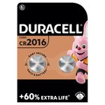 Duracell Specialty 2016 Lithium Coin Battery