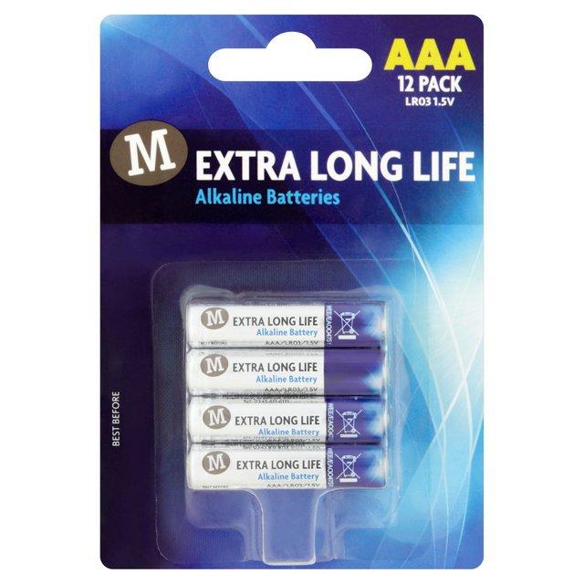 Morrisons AAA Battery