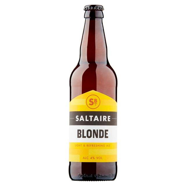 Saltaire Blonde Premium Ale