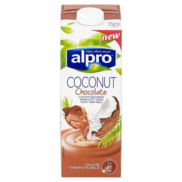 Morrisons Alpro Long Life Coconut Chocolate Milk