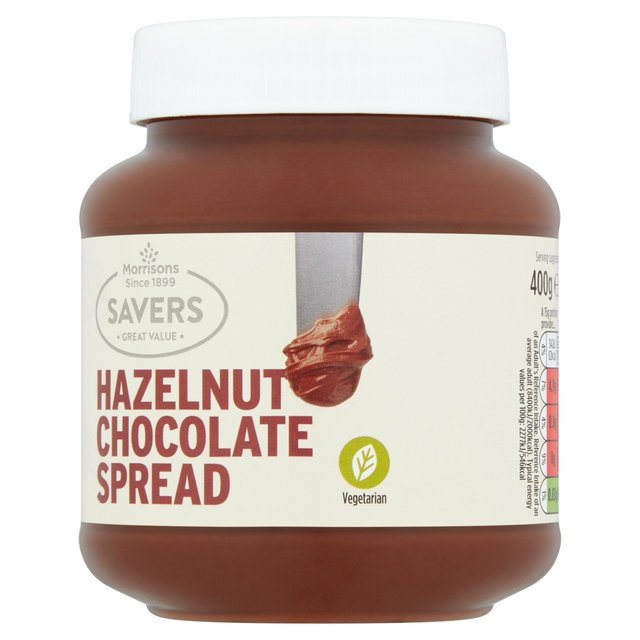 Morrisons: M savers Chocolate Hazelnut Spread 400g(Product Information ...