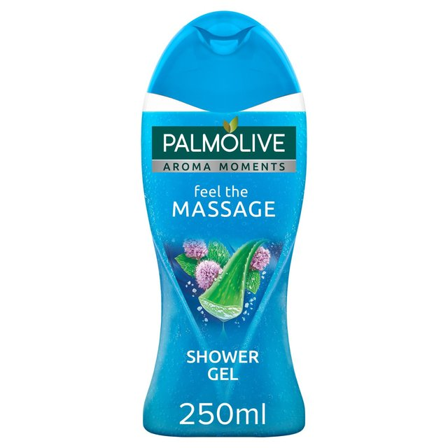 Palmolive Aroma Moments Feel the Massage Exfoliating Shower Gel