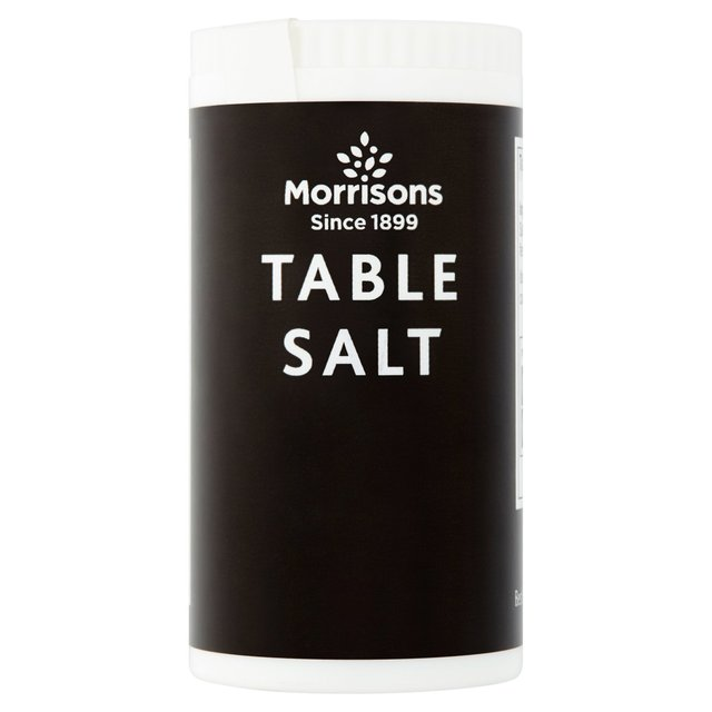 Morrisons Table Salt