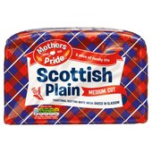 Mothers Pride Scottish Plain Medium Cut
