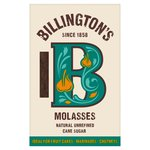 Billington's Molasses Cane Sugar