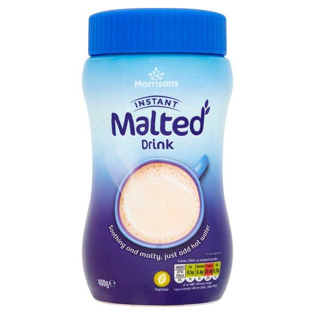 Morrisons Instant Malted Drink