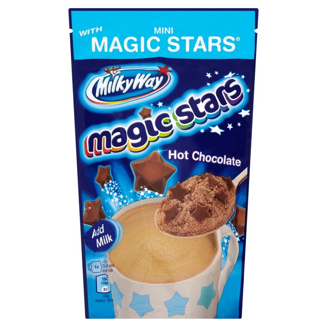 Milky Way Magic Stars Hot Chocolate