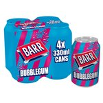 Barr Bubblegum Soft Drink
