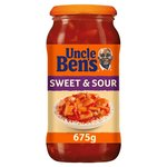 Uncle Bens Sauce Sweet And Sour Original
