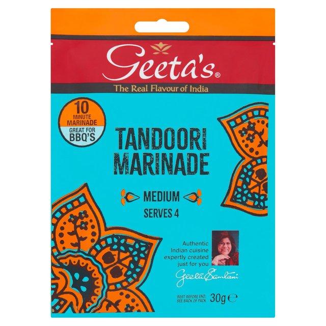 MORRISONS > Food Cupboard > Geetas Tandoori Spice Mix