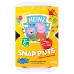 Heinz Peppa Pig Pasta Shapes Snap Pots