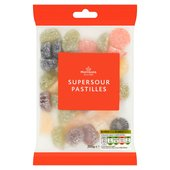 Morrisons Super Sour Pastilles