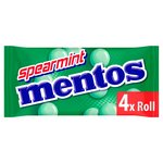 Mentos Spearmint Sweets 4 pack