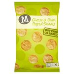 Morrisons Cheese & Onion Popped Chips