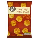 Morrisons Spicy BBQ Popped Chips