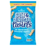 Morrisons Salt & Vinegar Twirls