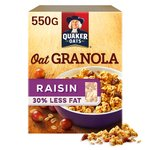 Quaker Oat Granola Raisin