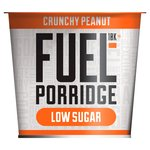 Fuel 10K Low Sugar Crunchy Peanut Porridge