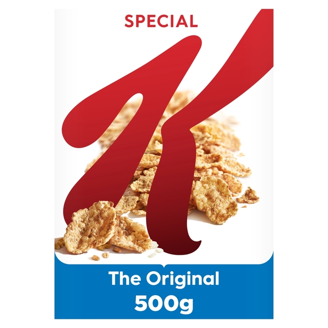 special k Choose a cereal that loves you back with each spoonful with special k® start your morning with a deliciously balanced breakfast.