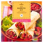 Morrisons Burrito Kit