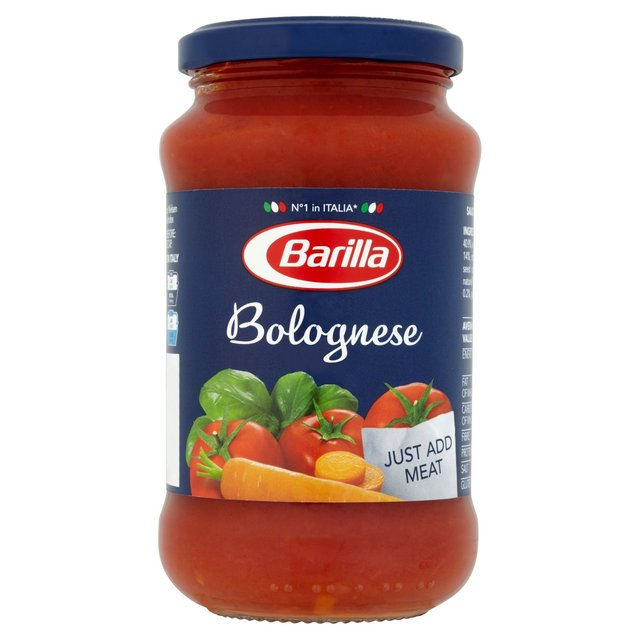 Morrisons Barilla Bolognese Pasta Sauce 400g Product Information