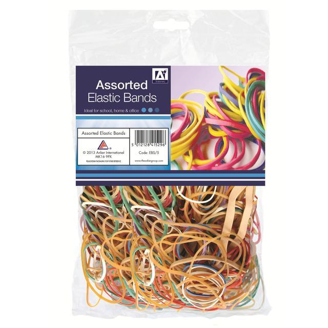 Assorted Elastic Bands