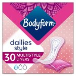 Bodyform Multistyle Normal Panty Liners